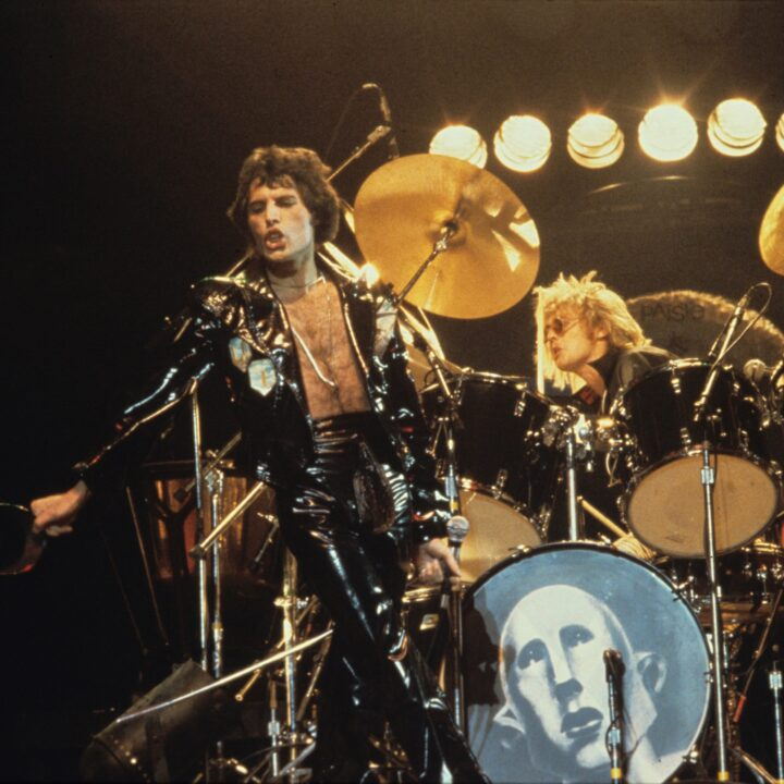 Queen image, Photography by Neal Preston, Queen Productions Ltd. via Sharrin Summers / Hollywood Records for use by 360 Magazine