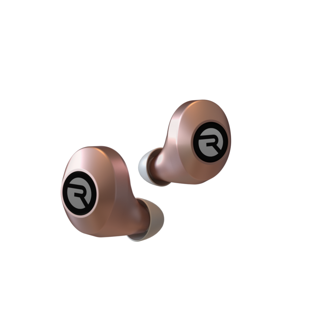 Raycon x InMotion everyday earbuds by Michele Marie PR for use by 360 Magazine
