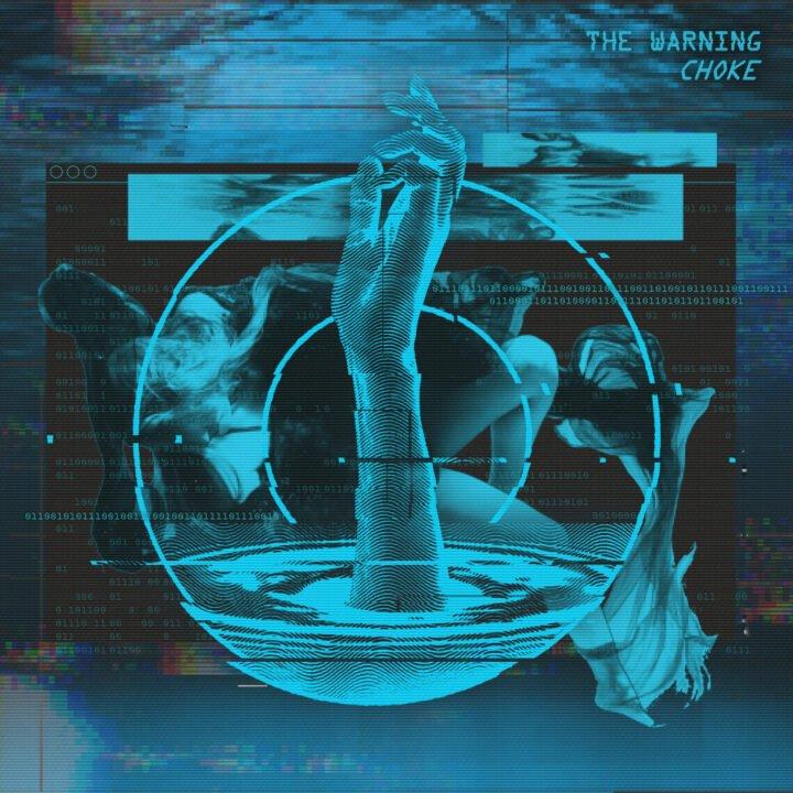 "The Warning ""Choke"" Artwork via Taylor Vaughn at Republic Records for use by 360 Magazine"