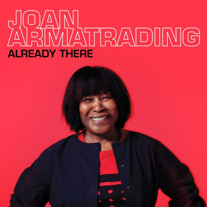 """Joan Armatrading """"Already There"""" image shot by Laura Bruneau (BMG) via Leo Lavoro (BMG) for use by 360 Magazine"""