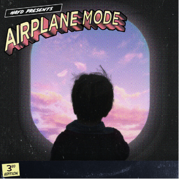 Airplane Mode Cover Art via Interscope Records