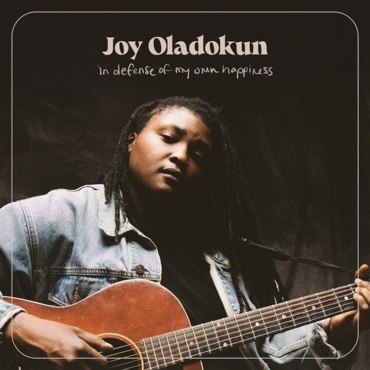 Joy Oladokun album cover given by Republic Media records for use by 360 MAGAZINE.