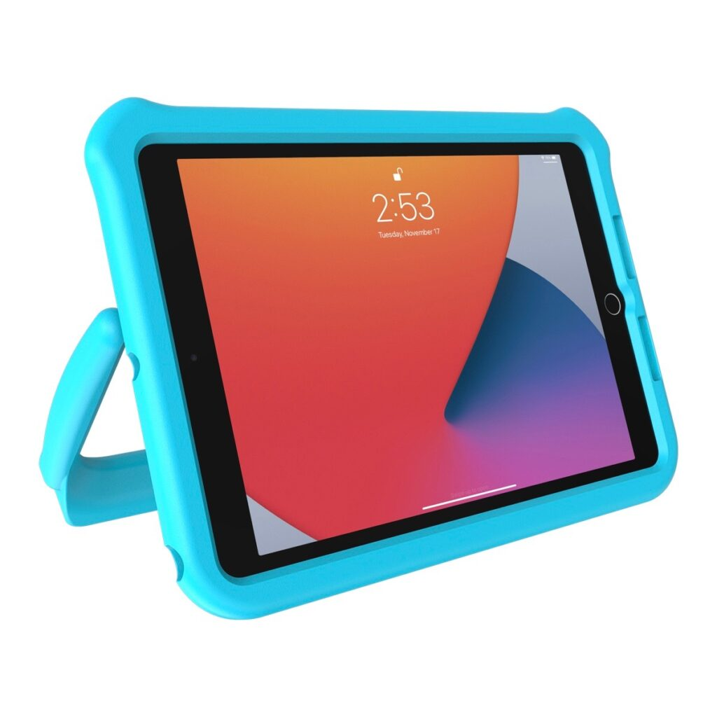 Orlando kids' tablet case from Jeff Dubois at ZAGG Brands company for use by 360 Magazine