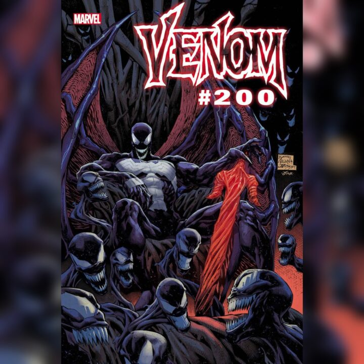 Donny Cates × Ryan Stegman — Farewell to VENOM art by Ryan Stegman from Anthony Blackwood at Marvel Entertainment for use by 360 Magazine