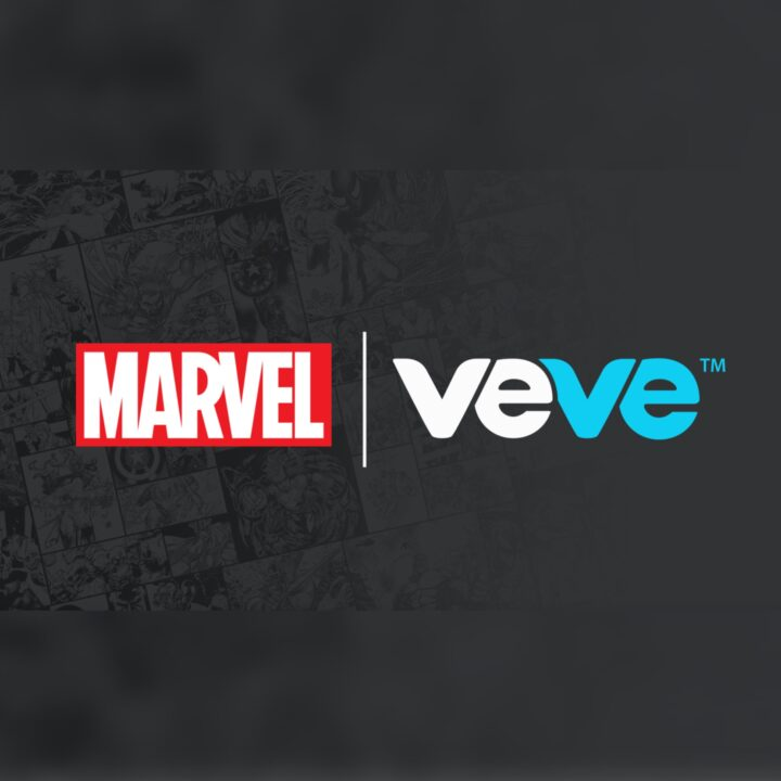 Marvel x VeVe — digital collectibles experience from Timothy Cheng for use by 360 Magazine