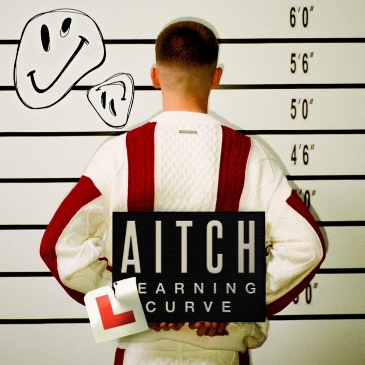"""Aitch — """"Learning Curve"""" from Jennie Boddy for use by 360 Magazine"""