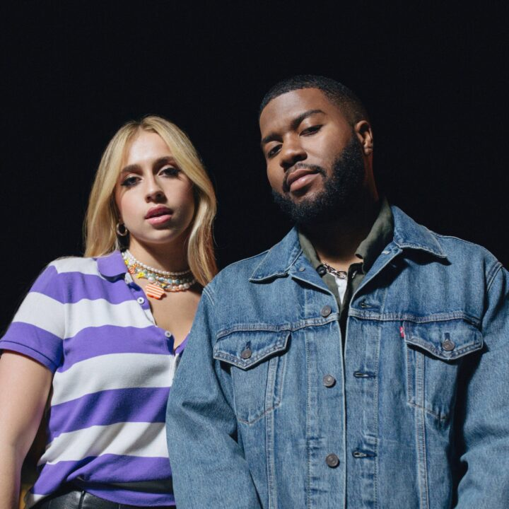 """Tate McRae x Khalid — """"working"""" music video from Meghan Kehoe at RCA Records for use by 360 Magazine"""