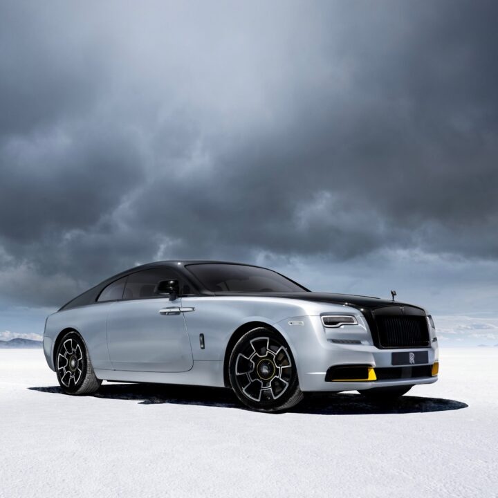Rolls-Royce Landspeed Collection image for use by 360 Magazine