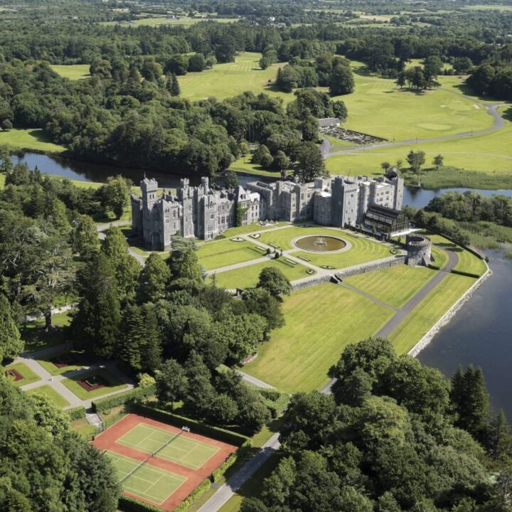 Merrion Hotel x Ashford Castle Welcome US Guests from Geoffrey Weill Associates for use by 360 Magazine