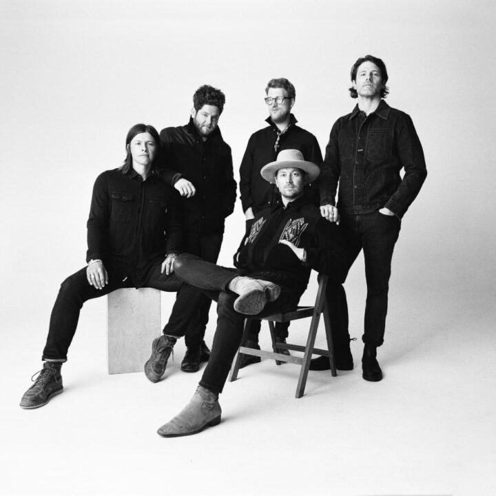 NEEDTOBREATHE Image provided by Collin Citron and Elektra Records for use by 360 MAGAZINE.