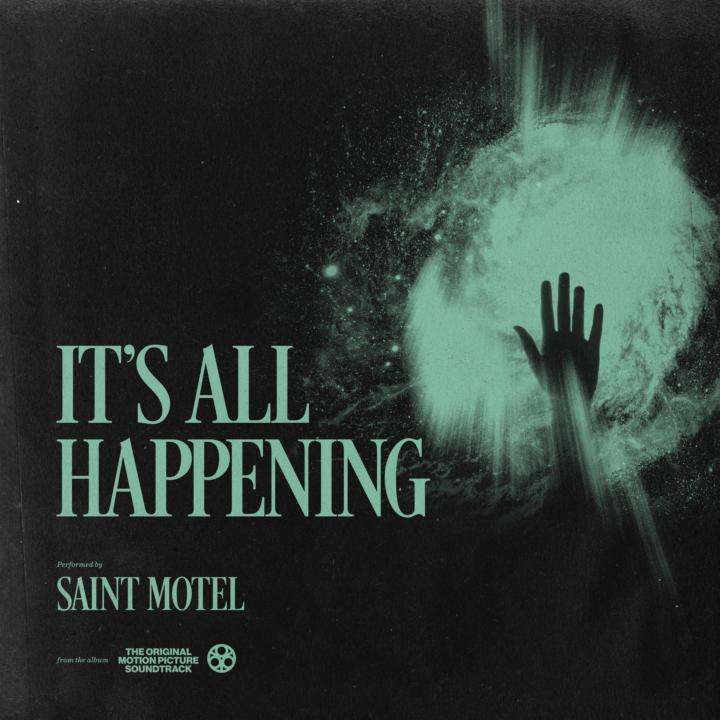 Saint Motel - It's All Happening - Artwork from Sydney Worden from Glenn Fukushima from Elektra for use by 360 Magazine
