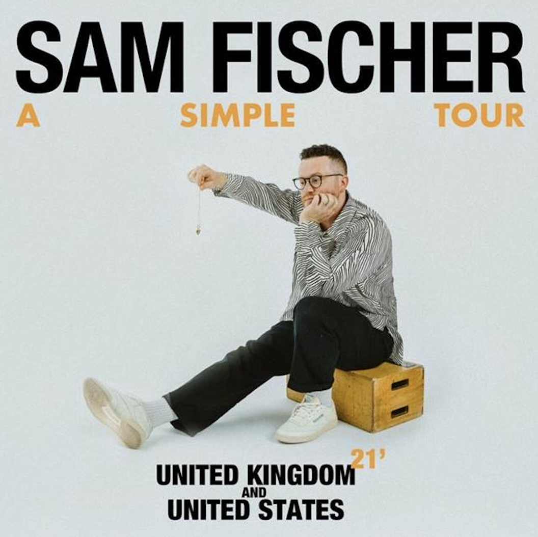 Sam Fischer A Simple Tour Image via Kirsten Mikkelson for use by 360 Magazine