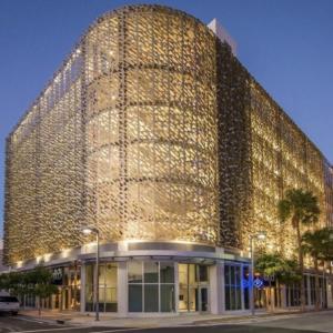 Sunset Public Art Tour Photo via Miami Design District for use by 360 Magazine