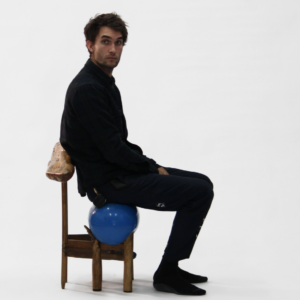 James Quinaz Bay Chair Photo via Lauren Gnazzo for use by 360 Magazine