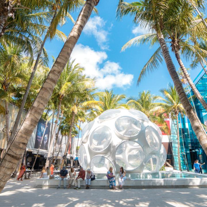 Miami Design District Photo via Mission Baia for use by 360 Magazine