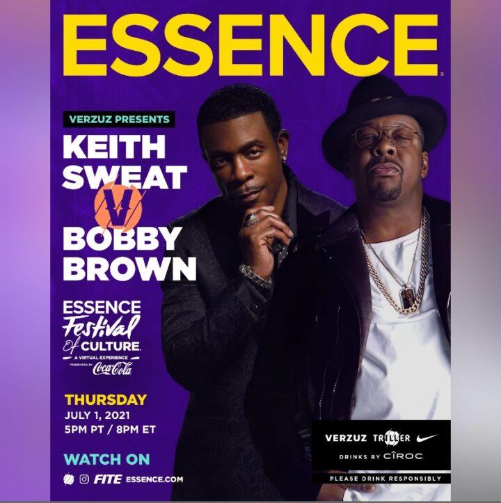 ESSENCE Festival Promo image via Sheila Harris for use by 360 magazine