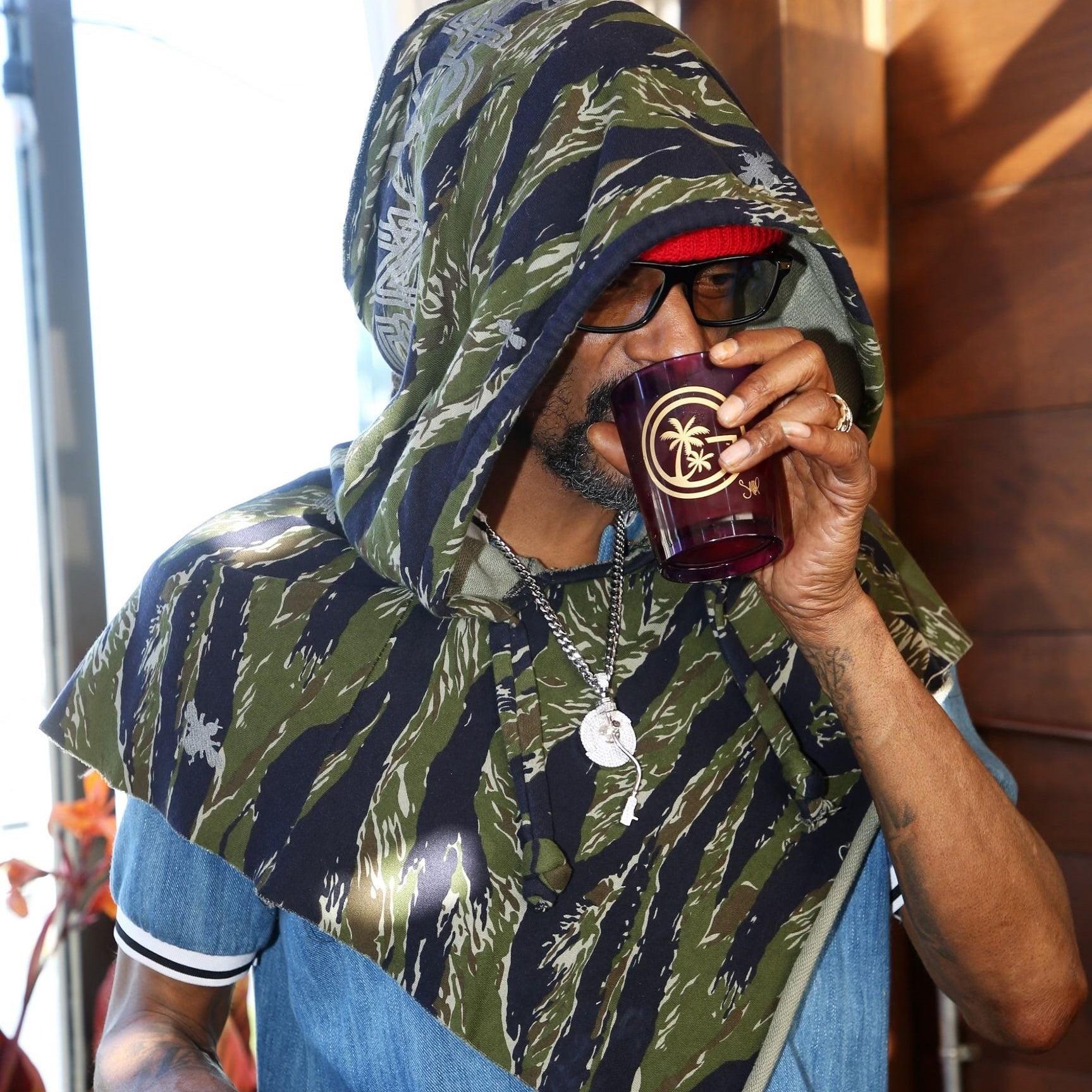 Snoop Dogg via Fingerprint Communications for use by 360 Magazine