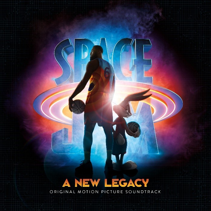Space Jam: A New Legacy Official Soundtrack for use by 360 Magazine