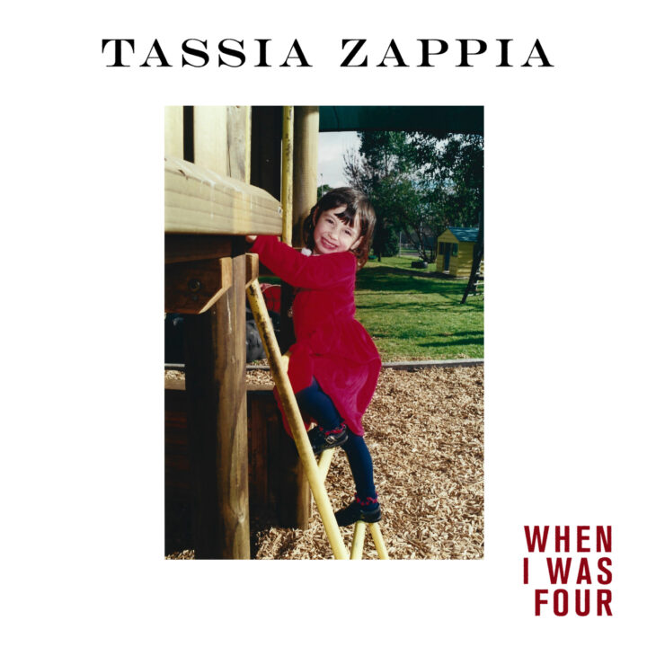 """Tassia Zappia """"When I Was Four"""" (Artwork) from Bryan Kehn from Republic Records Media for use by 360 Magazine"""