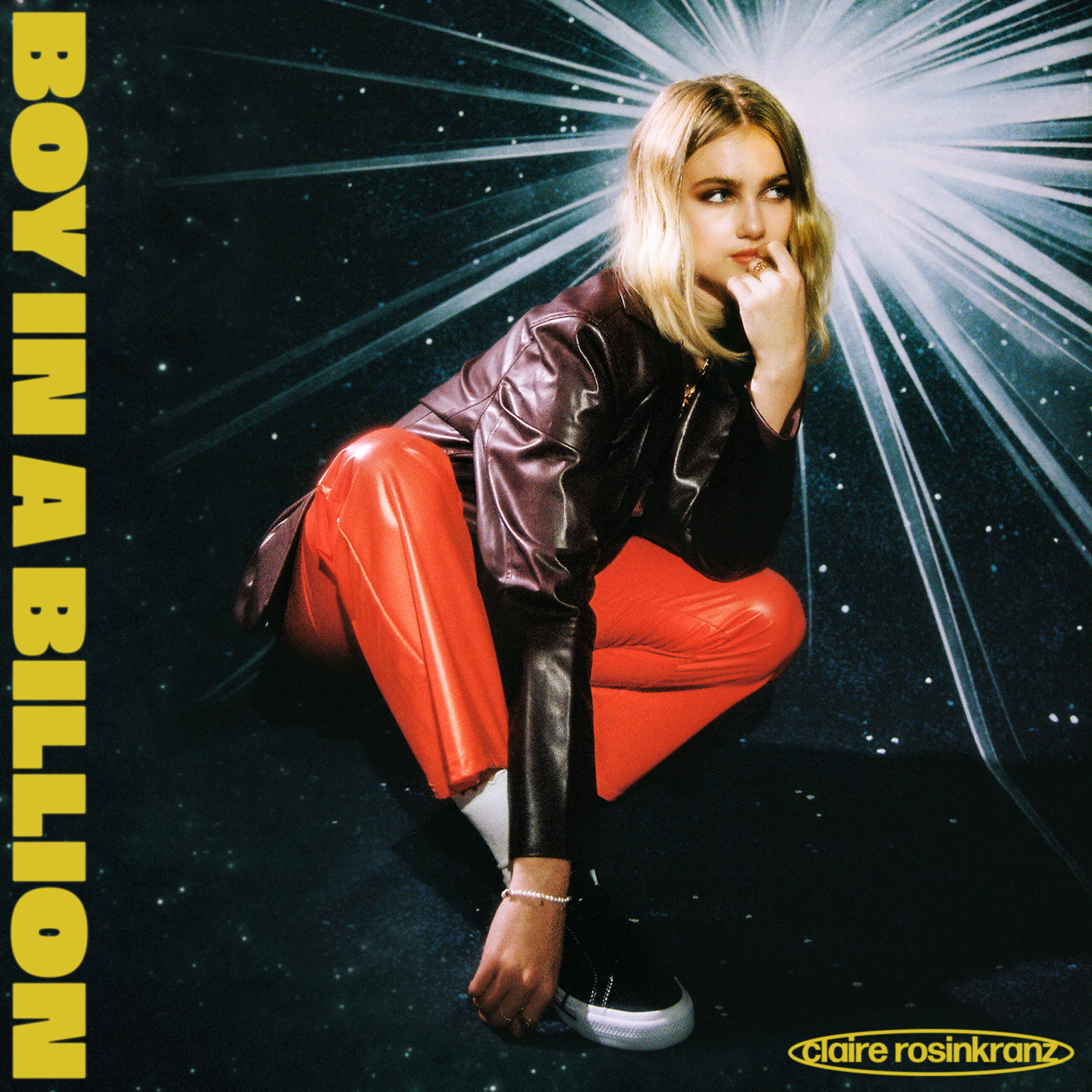 Boy in a Billion album art via Republic Records for use by 360 Magazine
