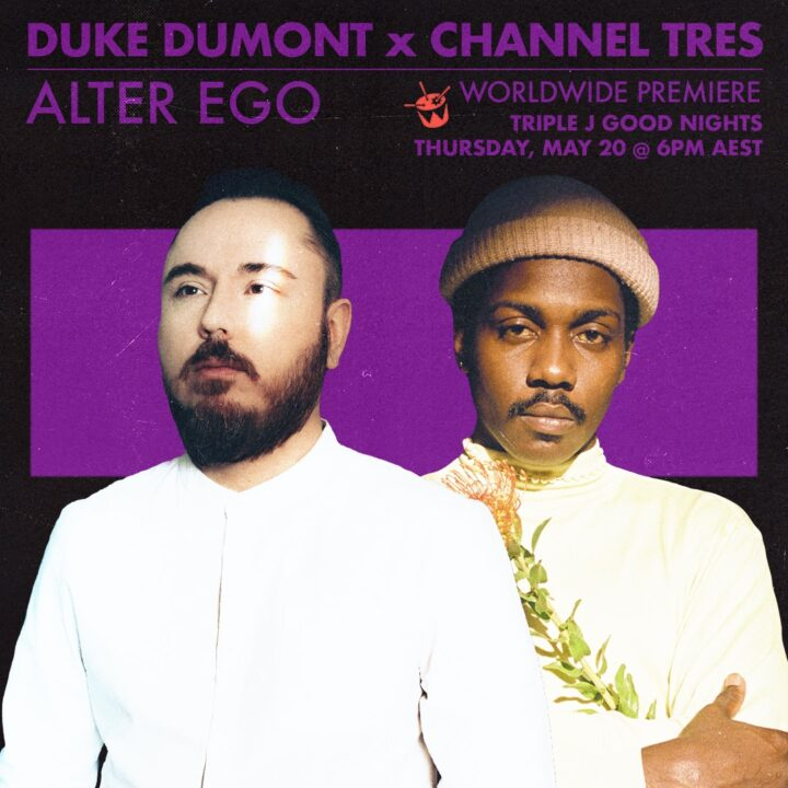 Alter Ego Track Image via Elliot Lee Hazel for use by 360 Magazine