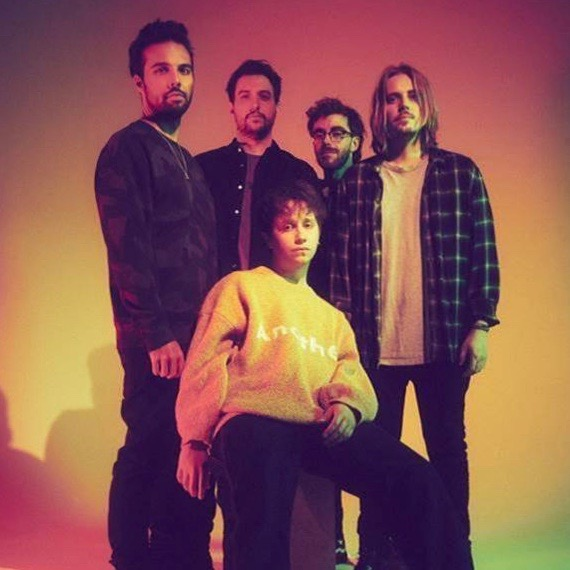 """Nothing but Thieves """"Futureproof"""" image via Mikkelson, Kirsten, RCA Records.Photo Credit: Frank Fieber for use by 360 Magazine"""
