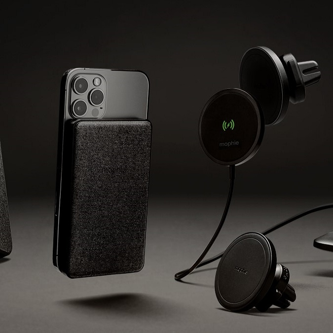 mophie products via Zagg for use by 360 Magazine