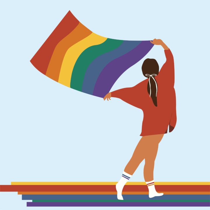 Rainbow Washing + Slacktivism During Pride Month for use by 360 Magazine