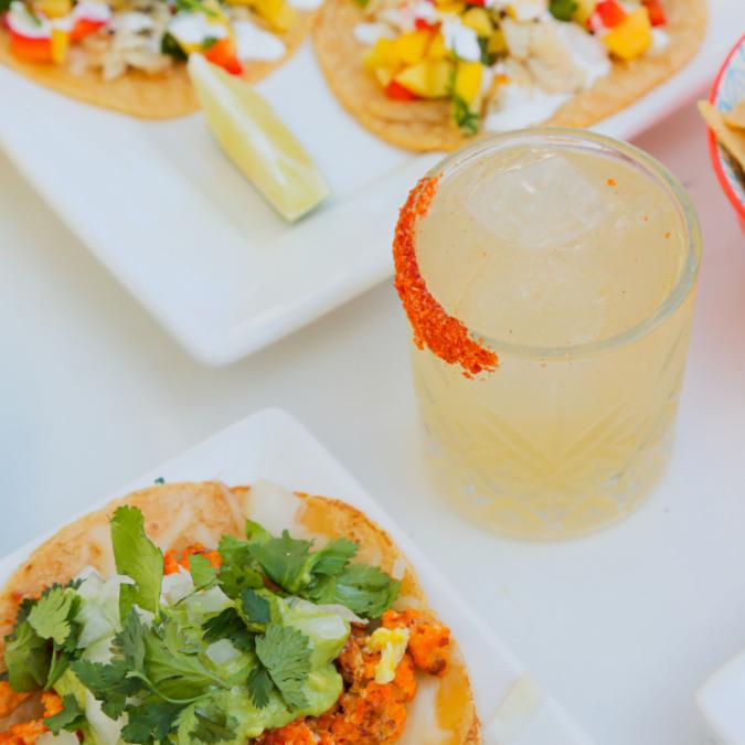 Lanea cocktails and taqueria