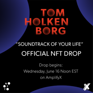 """Tom Holkenborg — """"Soundtrack of Your Life"""" Auction for use by 360 Magazine"""