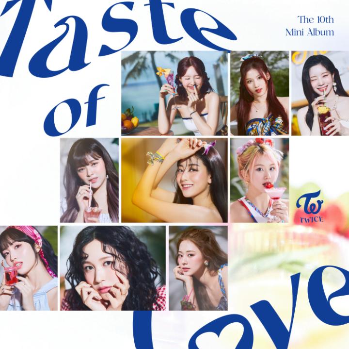 Taste of Love album art via Republic Records for use by 360 Magazine