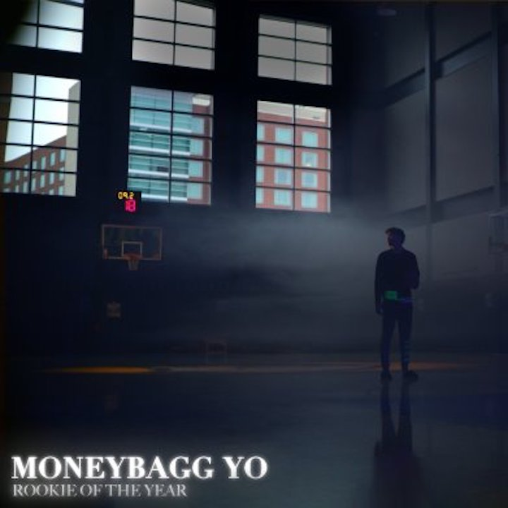 Moneybagg Yo Rookie of the Year image given by Sasha Camacho and UMusic for use by 360 MAGAZINE.