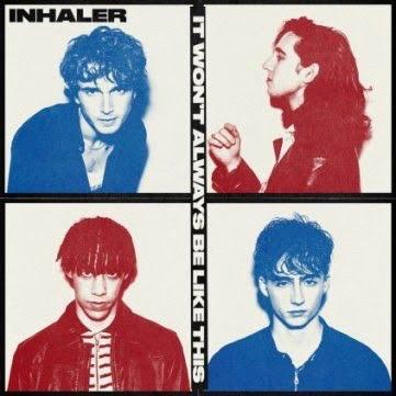 "Inhaler ""It Wont Always Be Like This"" album image. Photo Credit: Dan Kenny. Via Hillary Siskind at UMusic for use by 360 Magazine"