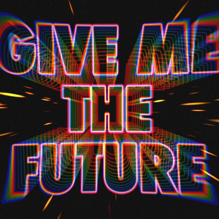 Bastille Give Me The Future artwork by Nicole Hajjar, Republic Records Media for use by 360 Magazine