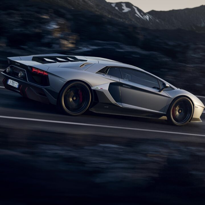 Lamborghini image provided by Jordan Russell for use by 360 MAGAZINE