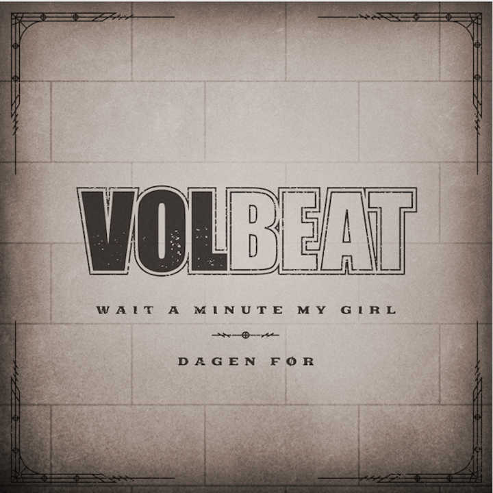 Volbeat image provided by Taylor Vaughn and Capitol Music for use by 360 MAGAZINE.