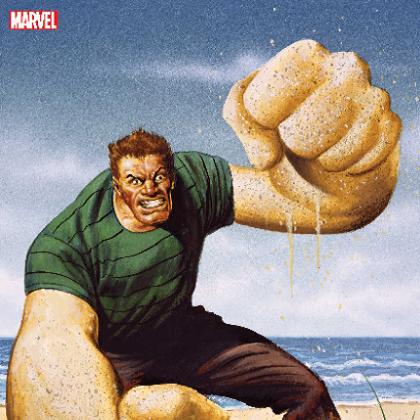 ASM2018077 via Joe Jusko for Marvel Comics for use by 360 Magazine