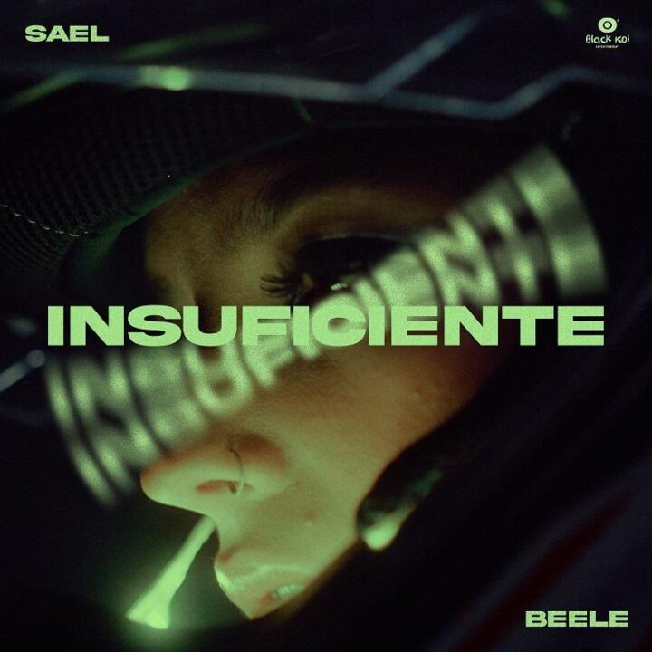 Insuficiente by Sael and Beele cover art from Black Koi Entertainment via NV Marketing and Public Relations, LLC by Nini Veras for use by 360 Magazine