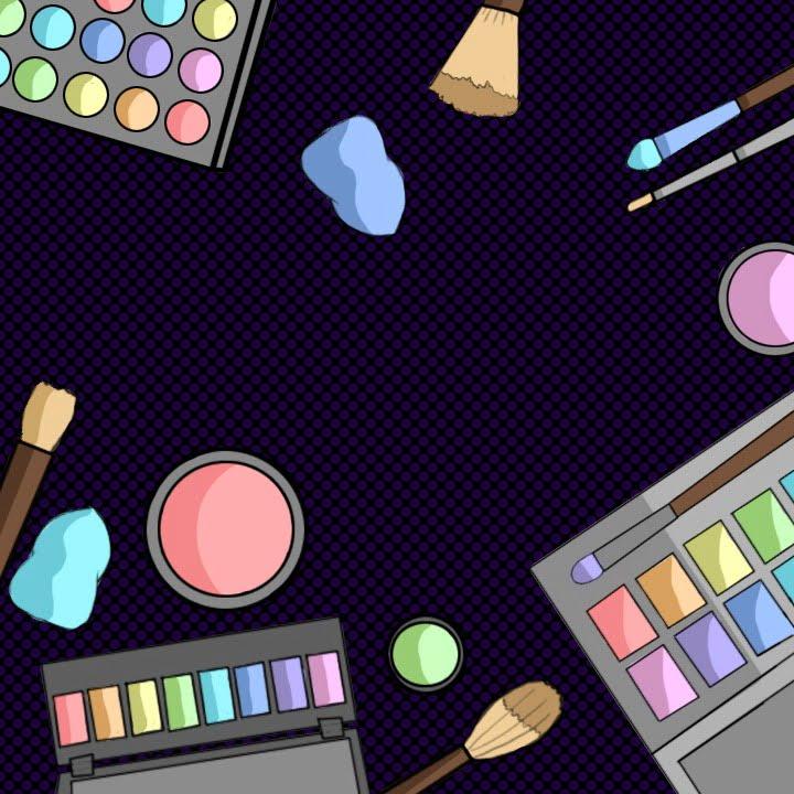 Alex Bogdan illustration for cosmetics article for 360 MAGAZINE.