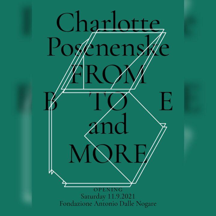 Fondazione Antonio Dalle Nogare x Charlotte Posenenske from Lara Facco for use by 360 Magazine