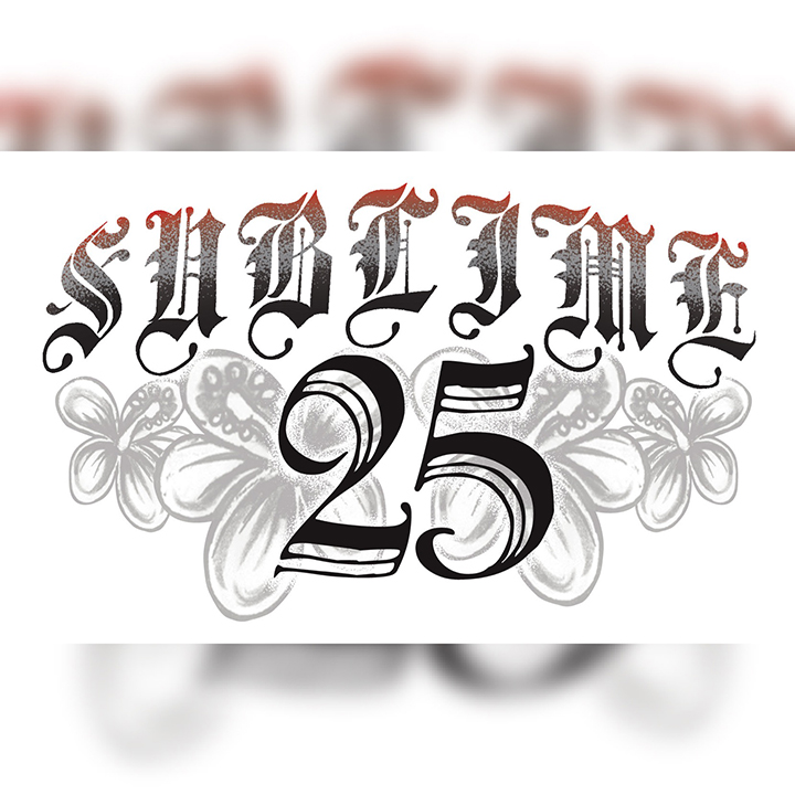 sublime 25 for use by 360 magazine