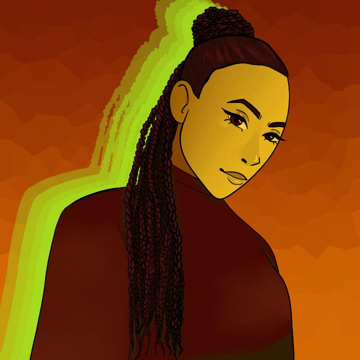 illustration by Samantha Miduri for use by 360 Magazine