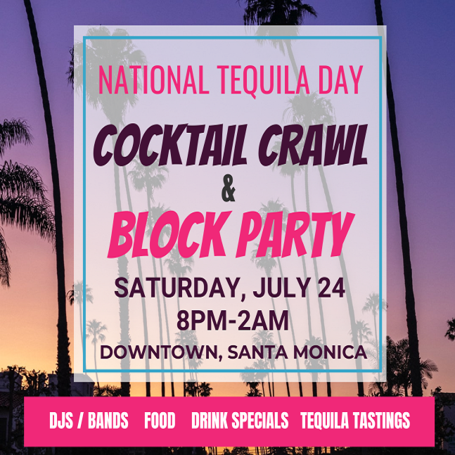 National Tequila Day via Spin PR Group for use by 360 Magazine