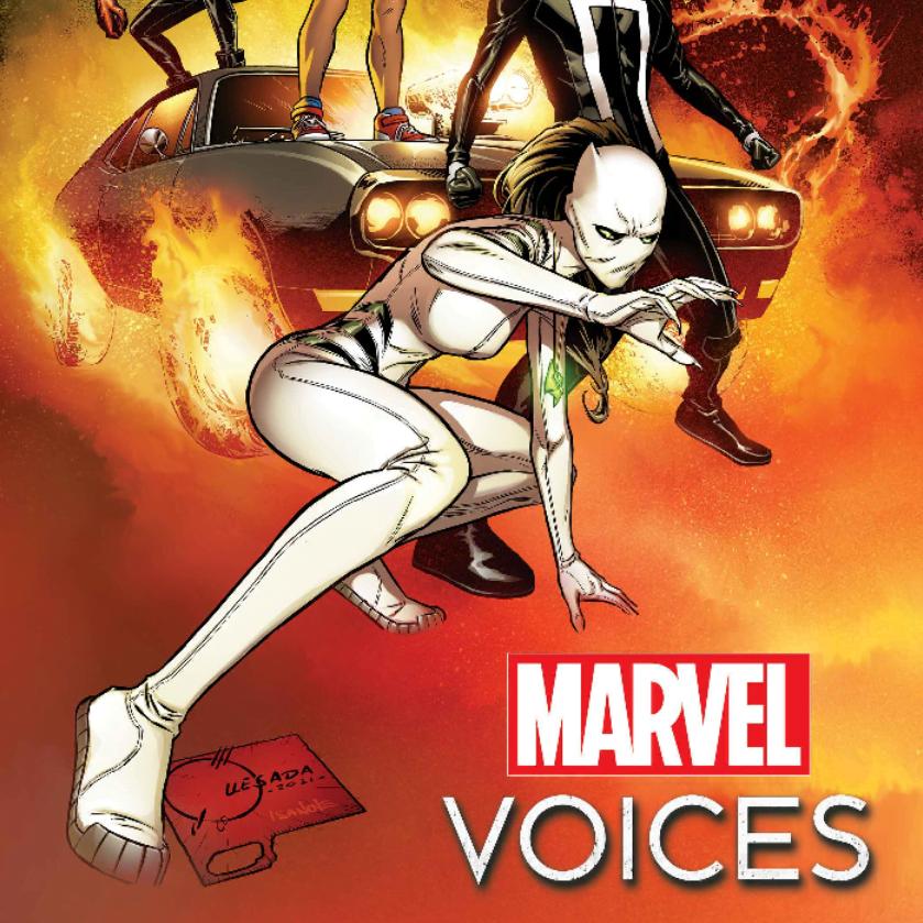 CVR via Marvel for use by 360 Magazine