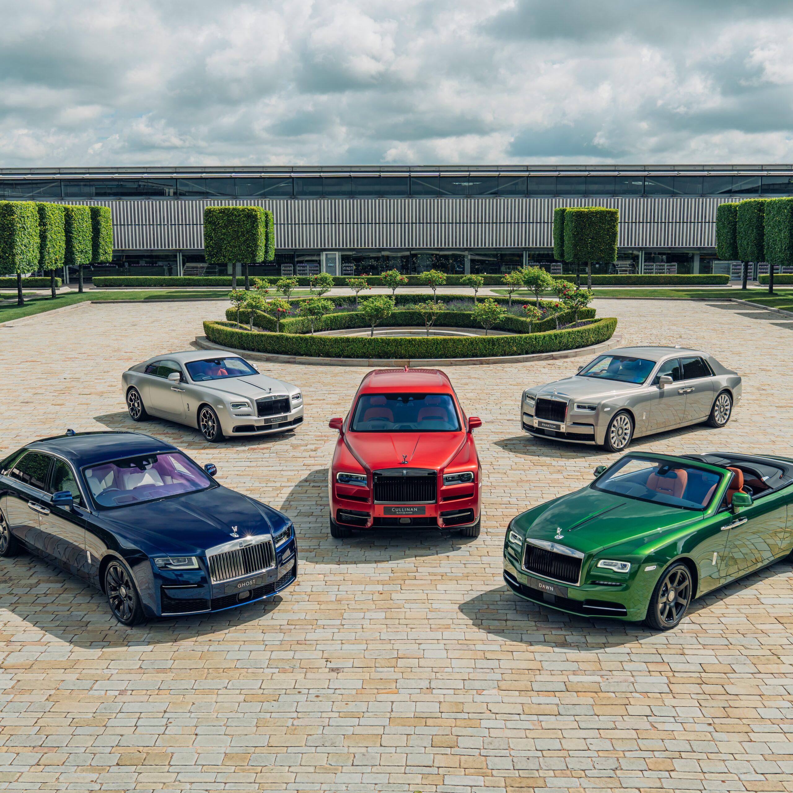 Rolls Royce via Rolls Royce for use by 360 Magazine