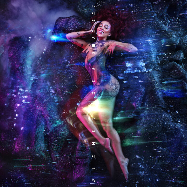 PLANET HER album cover by David LaChapelle from Jamie Abzug, RCA Records for use by 360 Magazine