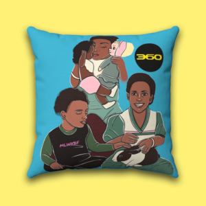 MLWXBF Pillow Cover