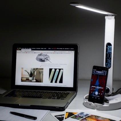 THE LUMICHARGE II LED i image via Bridget Argana  for use by 360 Magazine