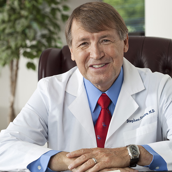 photo of Dr. Stephen Sinatra for use by 360 Magazine