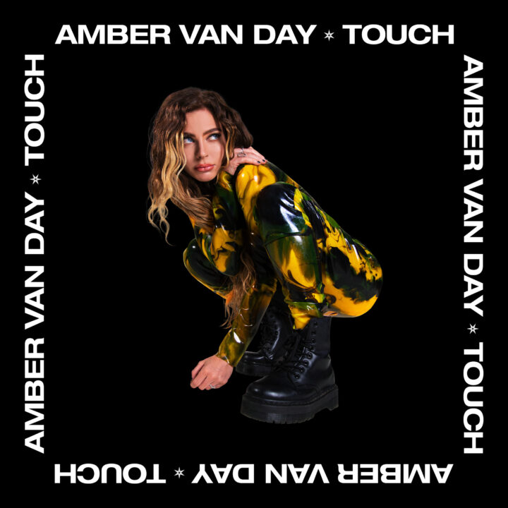 Amber Van Day image provided by Madi Florence and Capitol Records for use by 360 MAGAZINE